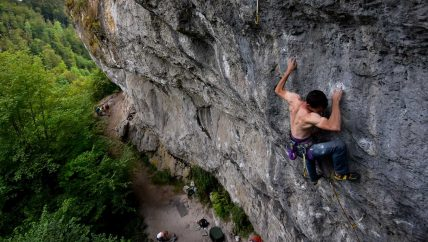 Climbing Coaching Frankenjura Germany