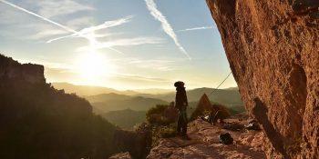Personalised climbing trip
