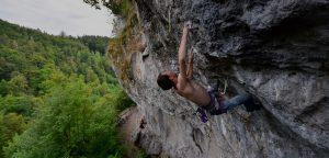 Plezalni treningi v Frankenjuri, Junij in Julij 2021