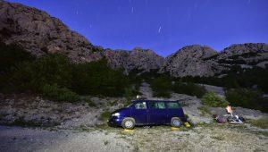 Balkan road trip 6.11. - 4-12.2021
